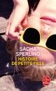 Couverture : Histoire de petite fille Sacha Sperling