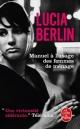 Couverture : Manuel à l'usage des femmes de ménage Lydia Davis, Lucia Berlin