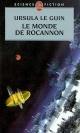Couverture : Monde de Rocannon (Le) Ursula Kroeber Le Guin