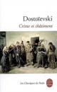 Couverture : Crime et châtiment  Dostoievski