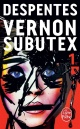Couverture : Vernon Subutex T.1 Virginie Despentes