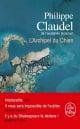 Couverture : L'archipel du Chien Philippe Claudel