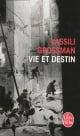 Couverture : Vie et destin Vassili Grossman