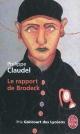 Couverture : Le rapport de Brodeck Philippe Claudel