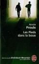 Couverture : Pieds dans la Boue (Les) Annie Proulx