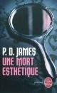 Couverture : Une Mort Esthétique P.d. James