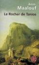 Couverture : Rocher de Tanios (Le) Amin Maalouf