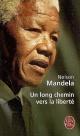 Couverture : Un long chemin vers la liberté Nelson Mandela