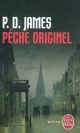 Couverture : Péché Originel P.d. James