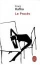 Couverture : Procès (Le) Franz Kafka