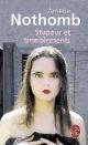 Couverture : Stupeur et tremblements Amélie Nothomb
