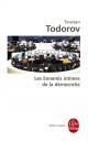 Couverture : Ennemis intimes de la démocratie (Les) Tzvetan Todorov