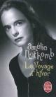 Couverture : Voyage d'Hiver (Le) Amélie Nothomb
