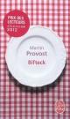 Couverture : Bifteck: roman Martin Provost