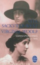 Couverture : Correspondance : 1923-1941 Virginia Woolf, Vita Sackville-west, Mitchell Alexander Leaska, Raymond Las Vergnas