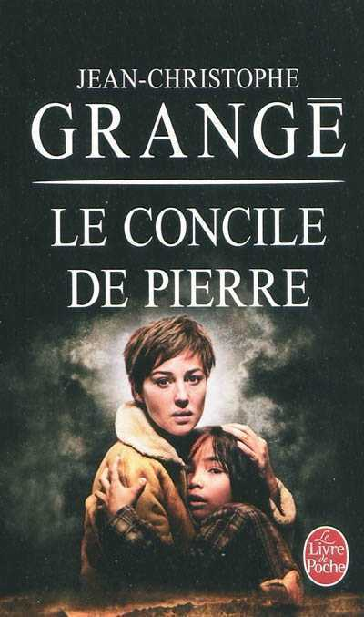 Concile de pierre le par jean christophe grang - Dernier livre de jean christophe grange ...