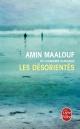 Couverture : Désorientés (Les) Amin Maalouf