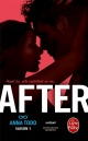 Couverture : After T.1 Anna Todd