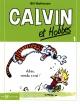 Couverture : Calvin et Hobbes T.1 : Adieu, monde cruel ! (petit format) Bill Watterson