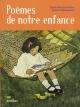 Couverture : Poèmes de notre enfance