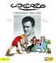 Couverture : Uderzo : l'intégrale T.3 : 1953-1955 Albert Uderzo