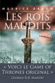 Couverture : Rois maudits (Les): l'intégrale Maurice Druon