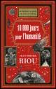 Couverture : 10.000 jours pour l'humanité Jean-michel Riou