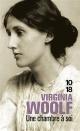 Couverture : Une Chambre à Soi Virginia Woolf