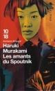 Couverture : Amants du Spoutnik (Les) Haruki Murakami