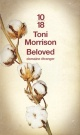 Couverture : Beloved Toni Morrison