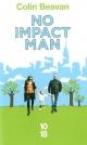 Couverture : No Impact Man Colin Beavan