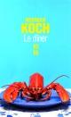 Couverture : Dîner (Le) Herman Koch