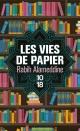 Couverture : Les vies de papier Rabih Alameddine