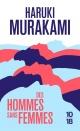 Couverture : Des hommes sans femmes: Littérature étrangère Haruki Murakami