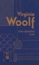Couverture : Une chambre à soi: Bibliothèques 10-18 Virginia Woolf