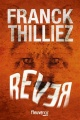 Couverture : Rêver Franck Thilliez