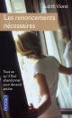 Couverture : Renoncements Nécessaires (Les) Judith Viorst