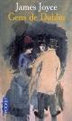 Couverture : Gens de Dublin (Les) (éd. 2003) James Joyce