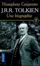 Couverture : J.R.R. Tolkien : Une biographie Humphrey Carpenter