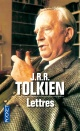 Couverture : Lettres John Ronald Reuel Tolkien, Humphrey Carpenter