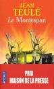 Couverture : Montespan (Le) Jean Teulé