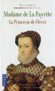 Couverture : La Princesse de Clèves: Classiques Marie-madeleine Pi La Fayette