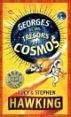 Couverture : Georges et les trésors du cosmos : les dernières découvertes... Lucy Hawking, Stephen William Hawking, Garry Parsons