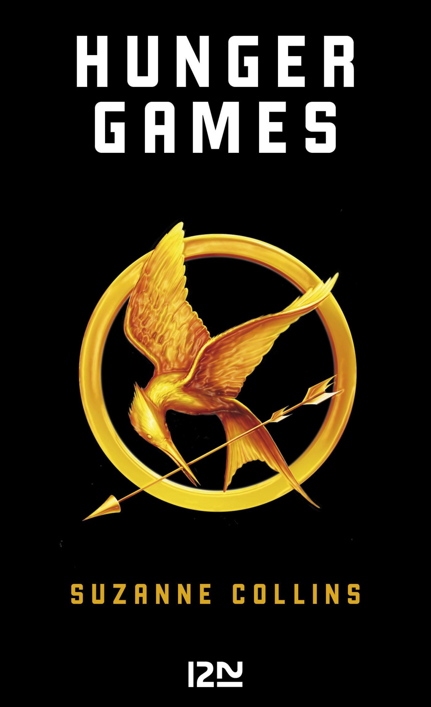 Couverture : Hunger Games T.1 : Les tribus Suzanne Collins