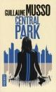 Couverture : Central Park Guillaume Musso