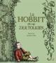 Couverture : Hobbit, ou un aller-retour (Le) John Ronald Reuel Tolkien, Jemima Catlin