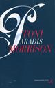 Couverture : Paradis Toni Morrison