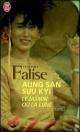 Couverture : Aung San Suu Kyi: Le jasmin ou la lune Tjierry Falise