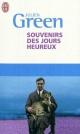 Couverture : Souvenirs des jours heureux Julien Green