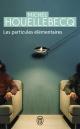 Couverture : Particules élémentaires (Les) Michel Houellebecq